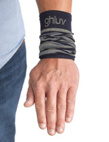 Ghluv Fashion Antimicrobial Hand Protector (one pair), Stripes