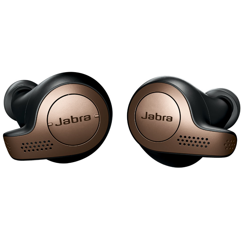 Jabra Elite 65t True Wireless Earbuds (Copper Black)