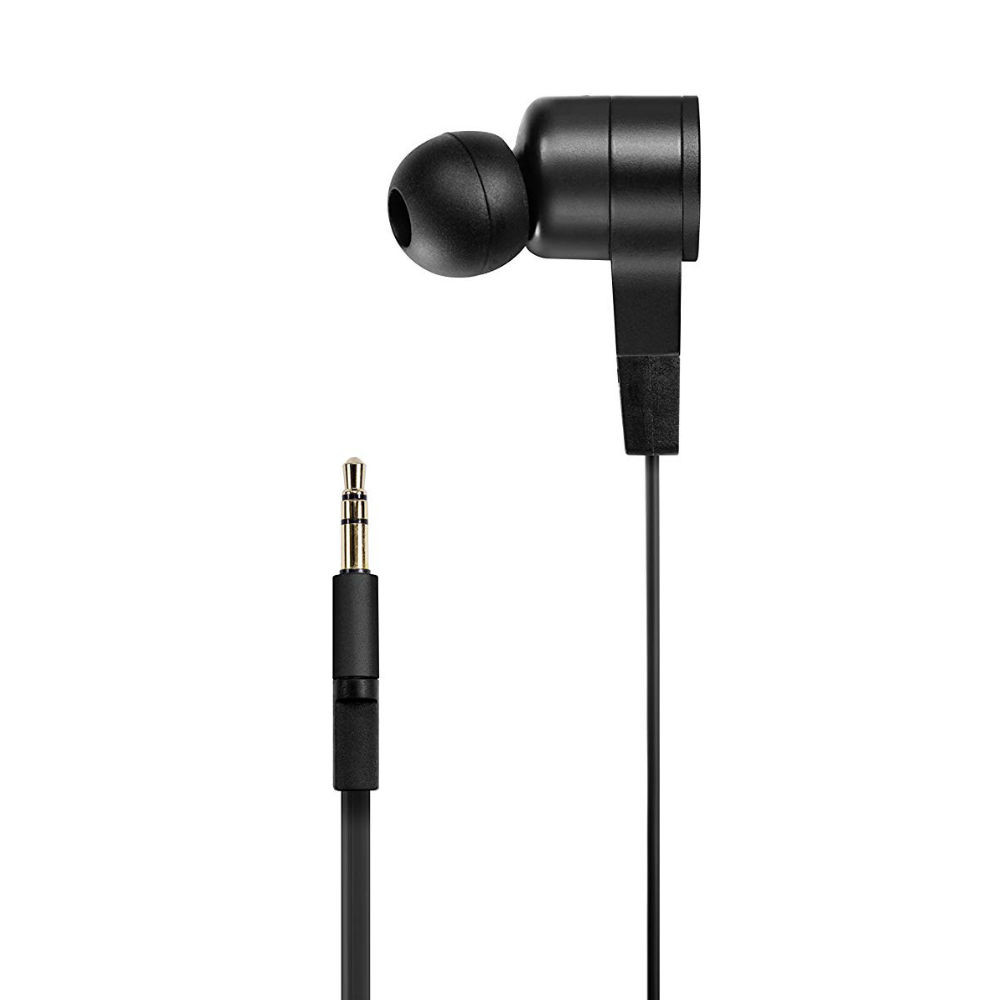 KEF Porsche Design Motion One In-Ear Bluetooth Headphones (Black)