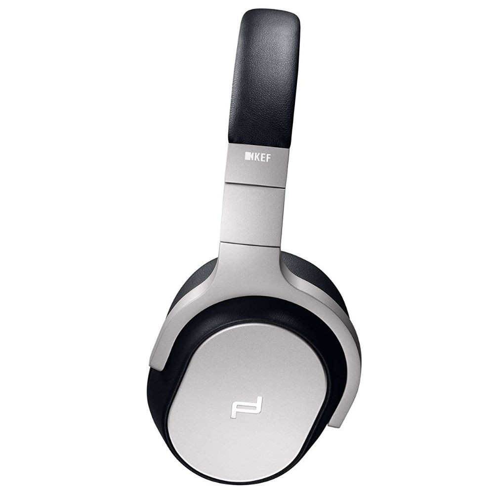 KEF Porsche Design Space One Wireless Noise Cancelling Headphones (Titanium)