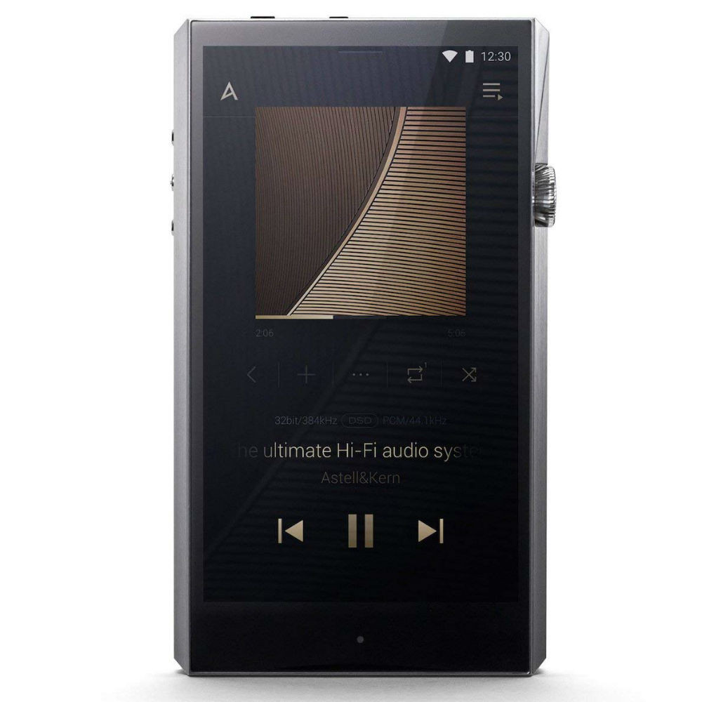 Astell & Kern A&Ultima SP1000 High-Resolution Digital Audio Player (Stainless Steel)