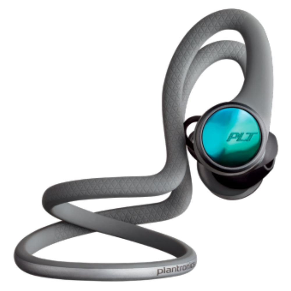 Plantronics BackBeat Fit 2100 Wireless Sport Headphones (Grey)