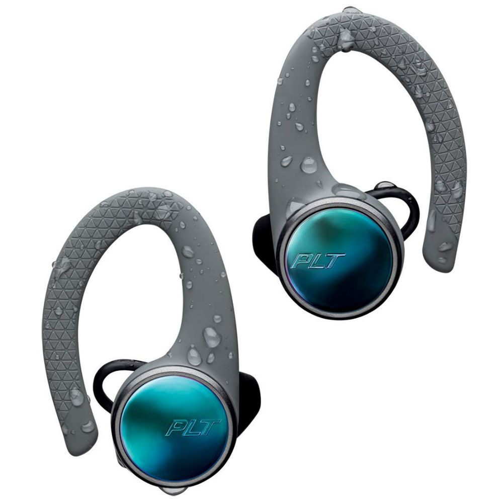 Plantronics BackBeat Fit 3100 True Wireless Sport Earbuds (Grey)