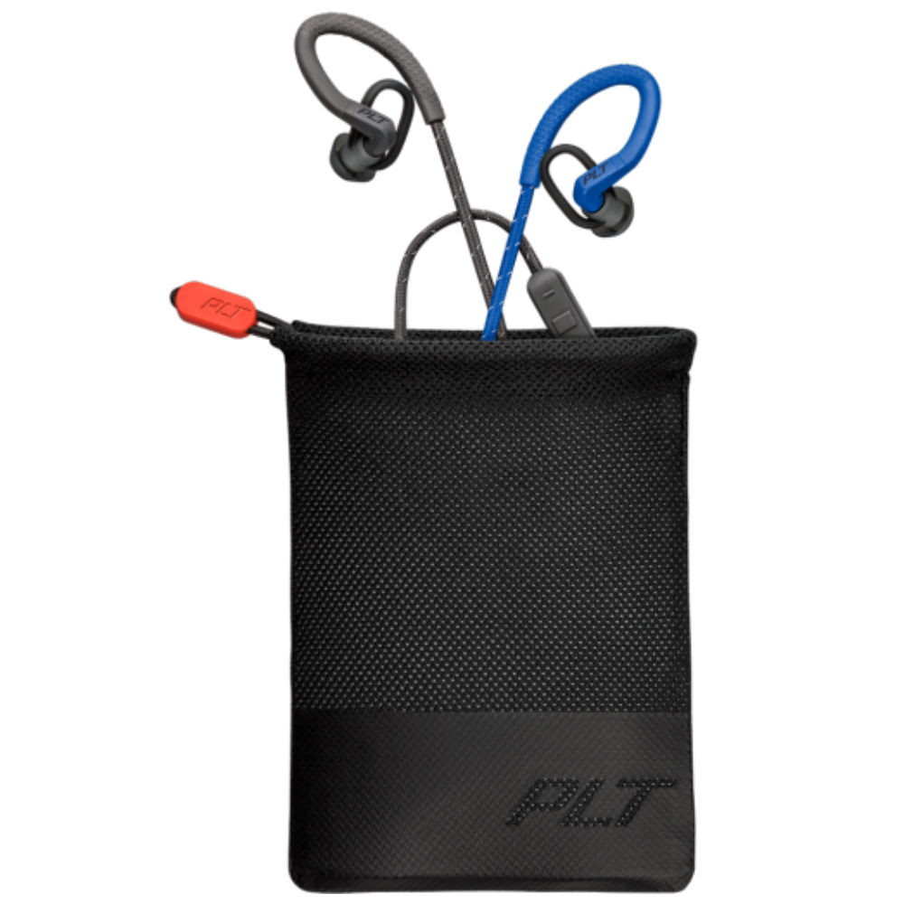 Plantronics BackBeat Fit 350 Wireless Sport Earbuds (Blue)