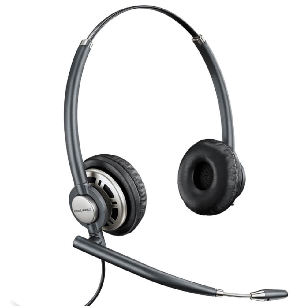 Plantronics EncorePro 720, Binaural, Noise Canceling, HW720