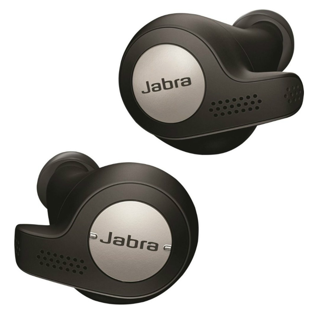 Jabra Elite Active 65t True Wireless Earbuds (Titanium Black)