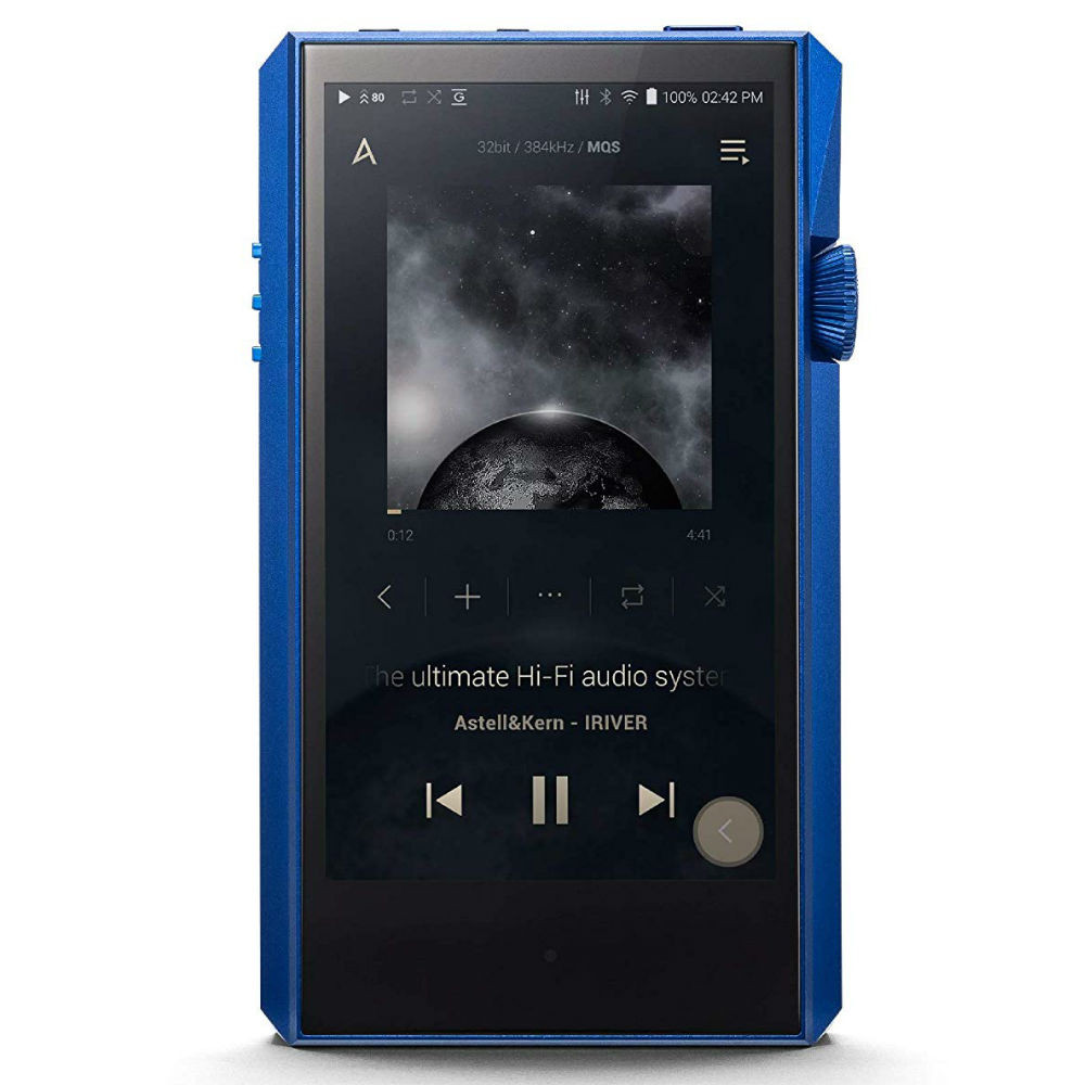 Astell & Kern A&Ultima SP1000M High-Resolution Digital Audio Player (Lapis Blue)