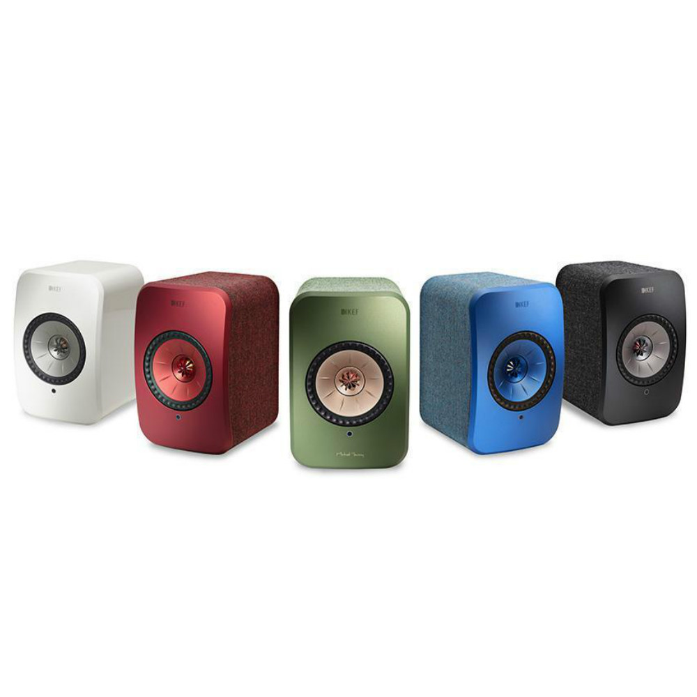 KEF LSX Wireless Music System (Black)