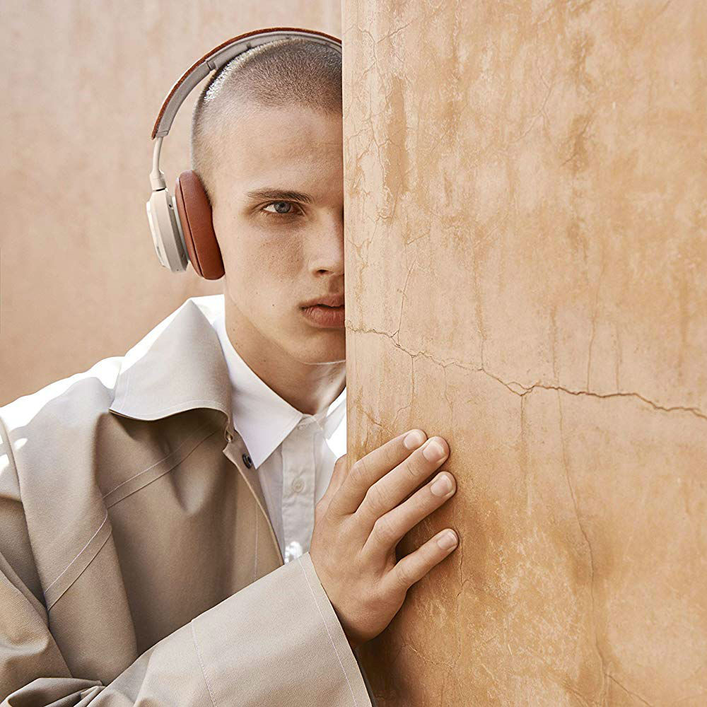 Bang & Olufsen BeoPlay H9i Noise Cancelling Wireless Headphones (Terracotta)