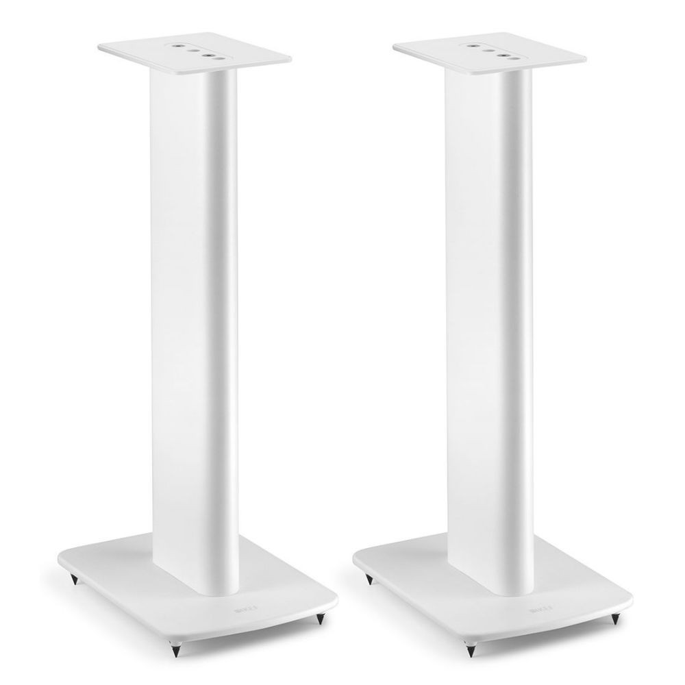 KEF Performance Speaker Stand Pair (White)