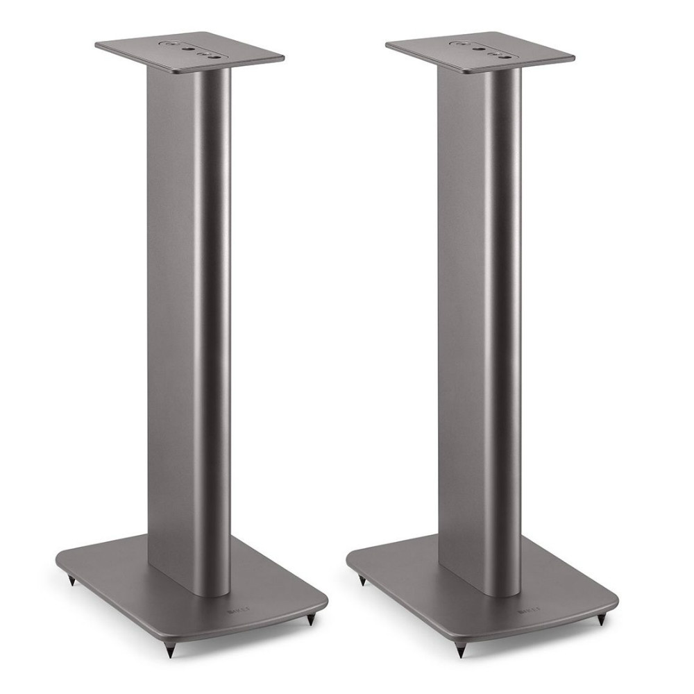 KEF Performance Speaker Stand Pair (Grey)