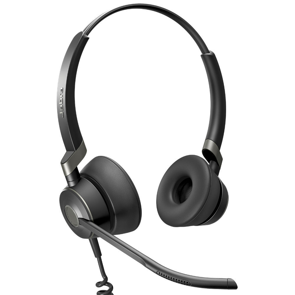 Jabra Engage 50 Stereo Professional Digital Corded Headset, USB-C