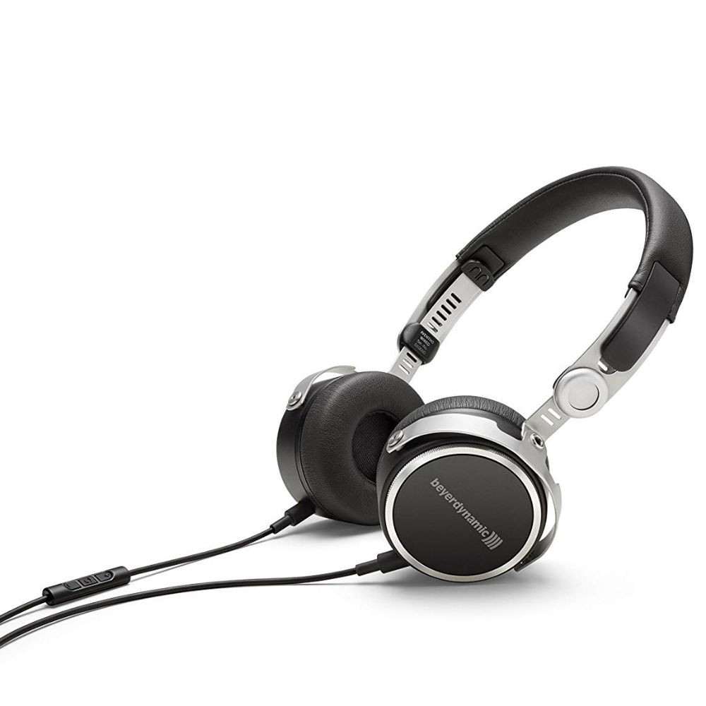 Beyerdynamic Aventho Wired Mobile Tesla High-End Headphones (Black)