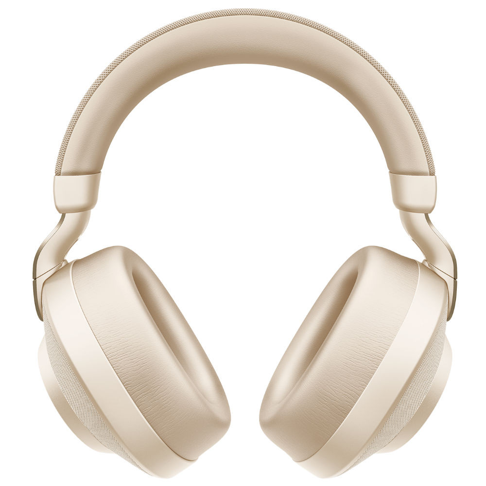 Jabra Elite 85h Wireless Noise Cancelling Headphones (Gold Beige)