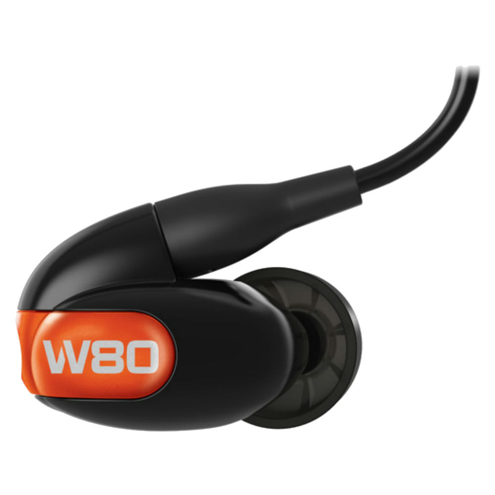 Westone W80 Eight Driver True-Fit Earphones With Alo Audio Reference Cable + Bluetooth Cable (2nd Gen)