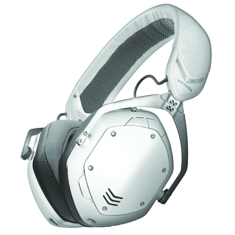 V-MODA Crossfade 2 Wireless Codex Edition Headphones (Matte White)