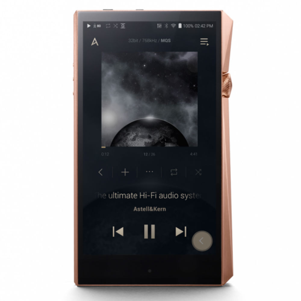 Astell & Kern A&Ultima SP2000 High-Resolution Digital Audio Player (Copper)