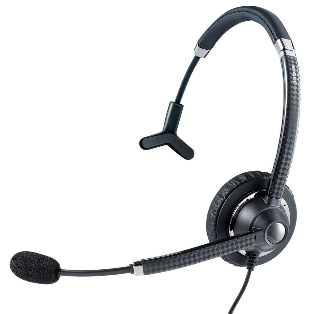Jabra UC Voice 750 MS Mono USB Headset (Dark)