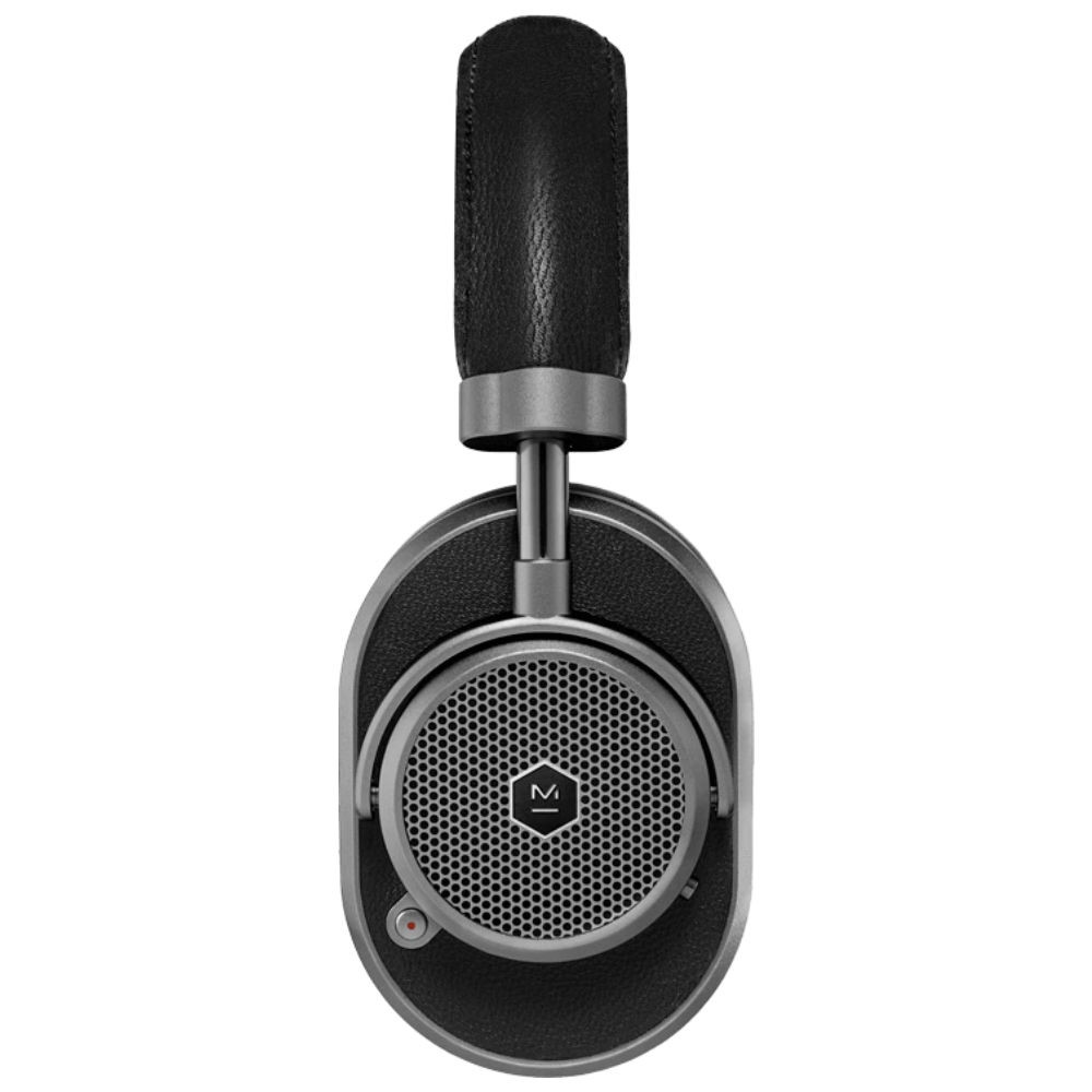 Master & Dynamic MW65 Active Noise-Cancelling Wireless Headphones (Gunmetal / Black Leather)