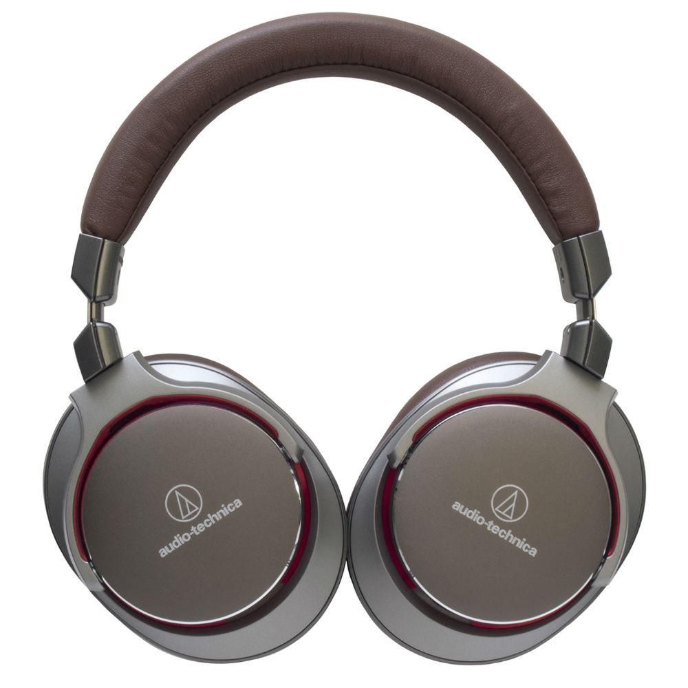 Audio-Technica ATH-MSR7B Over-Ear High-Resolution Headphones (Gunmetal)