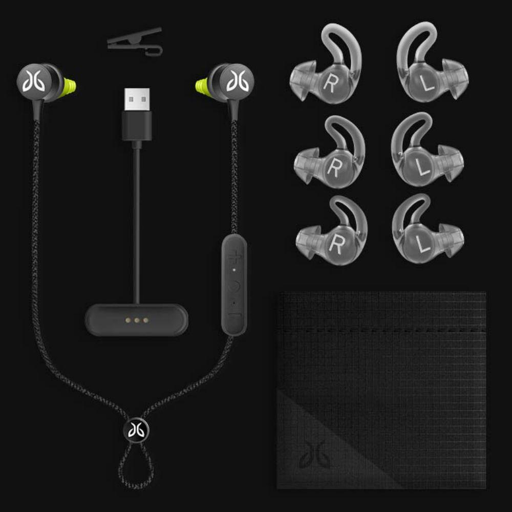 Jaybird Tarah Pro Wireless Sport Headphones (Titanium Glacier)