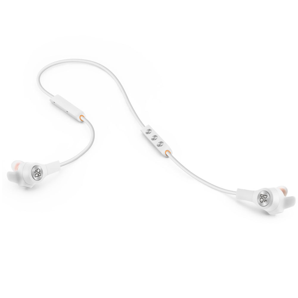 Bang & Olufsen BeoPlay E6 Motion Wireless Sports Earphones (White)