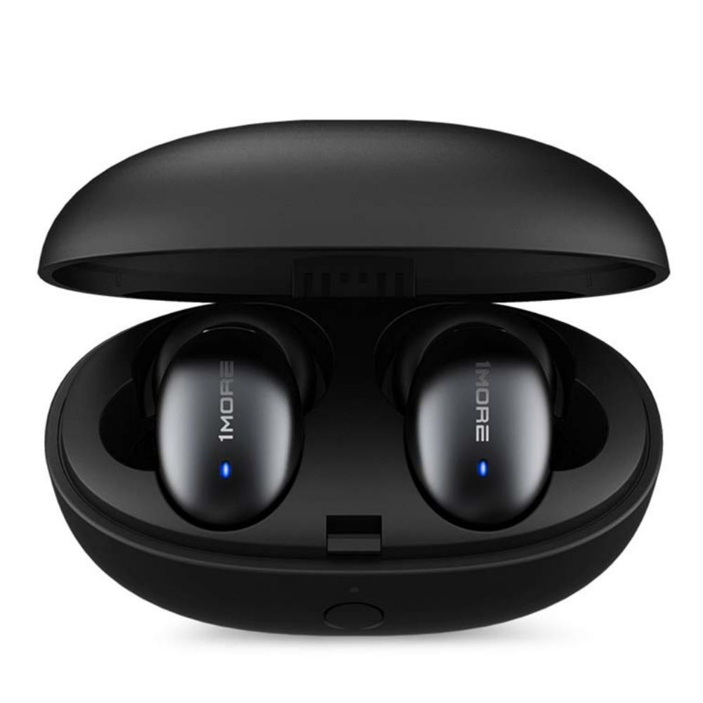 1MORE Stylish True Wireless In-Ear Headphones E1026BT-I (Black)