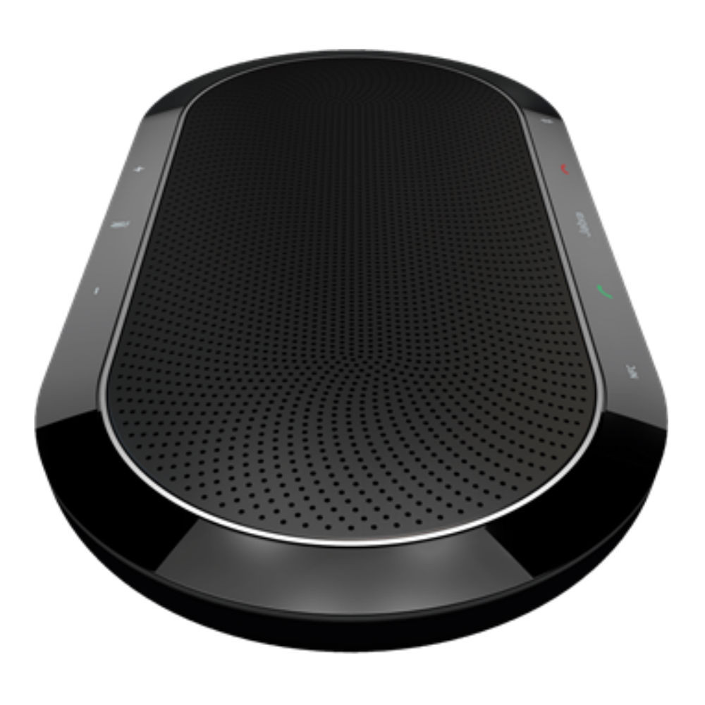 Jabra Speak 810 MS Wireless HD Office Speakerphone With Link 370 USB Adapter