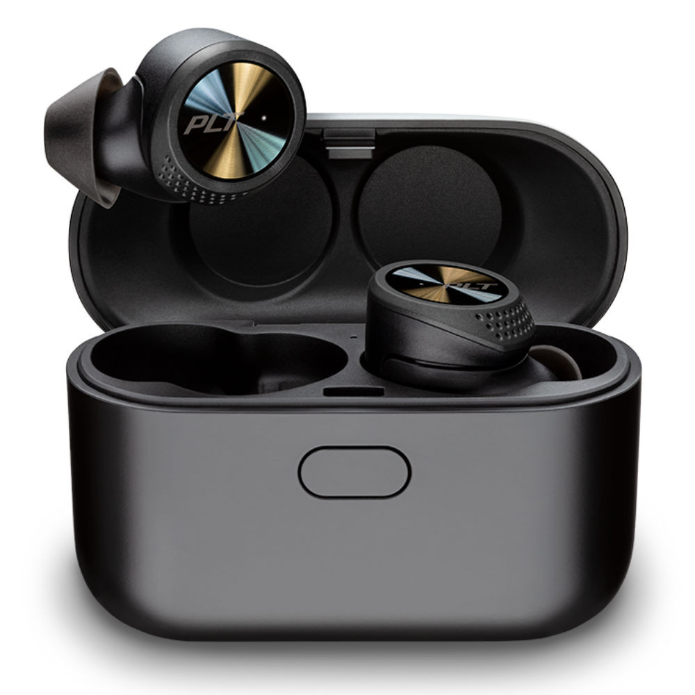 Plantronics BackBeat Pro 5100 True Wireless Sport Earbuds (Black)