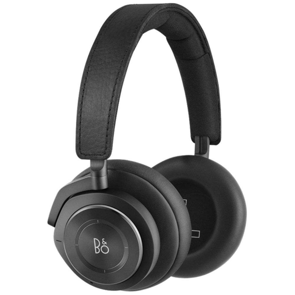 Bang & Olufsen Beoplay H9 3rd Gen Active Noise Cancelling Wireless Headphones (Matte Black)