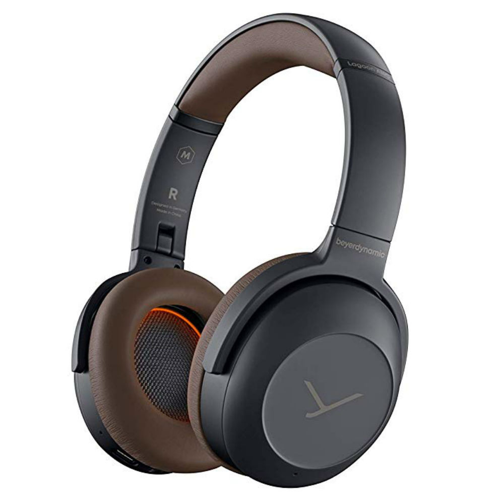 Beyerdynamic Lagoon ANC Explorer Wireless Noise Cancelling Headphones (Brown)