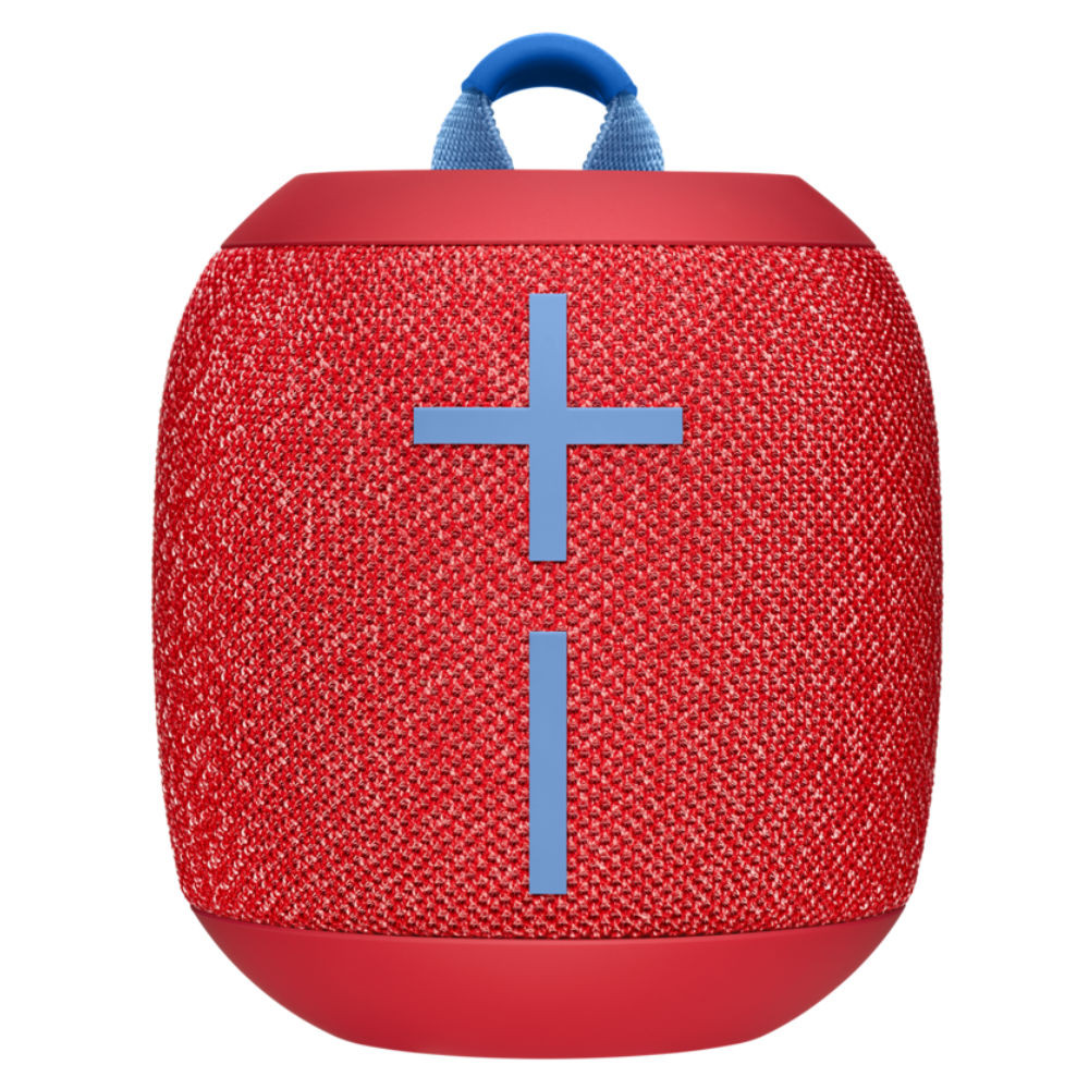 Ultimate Ears WONDERBOOM 2 Ultraportable Bluetooth Speaker (Radical Red)