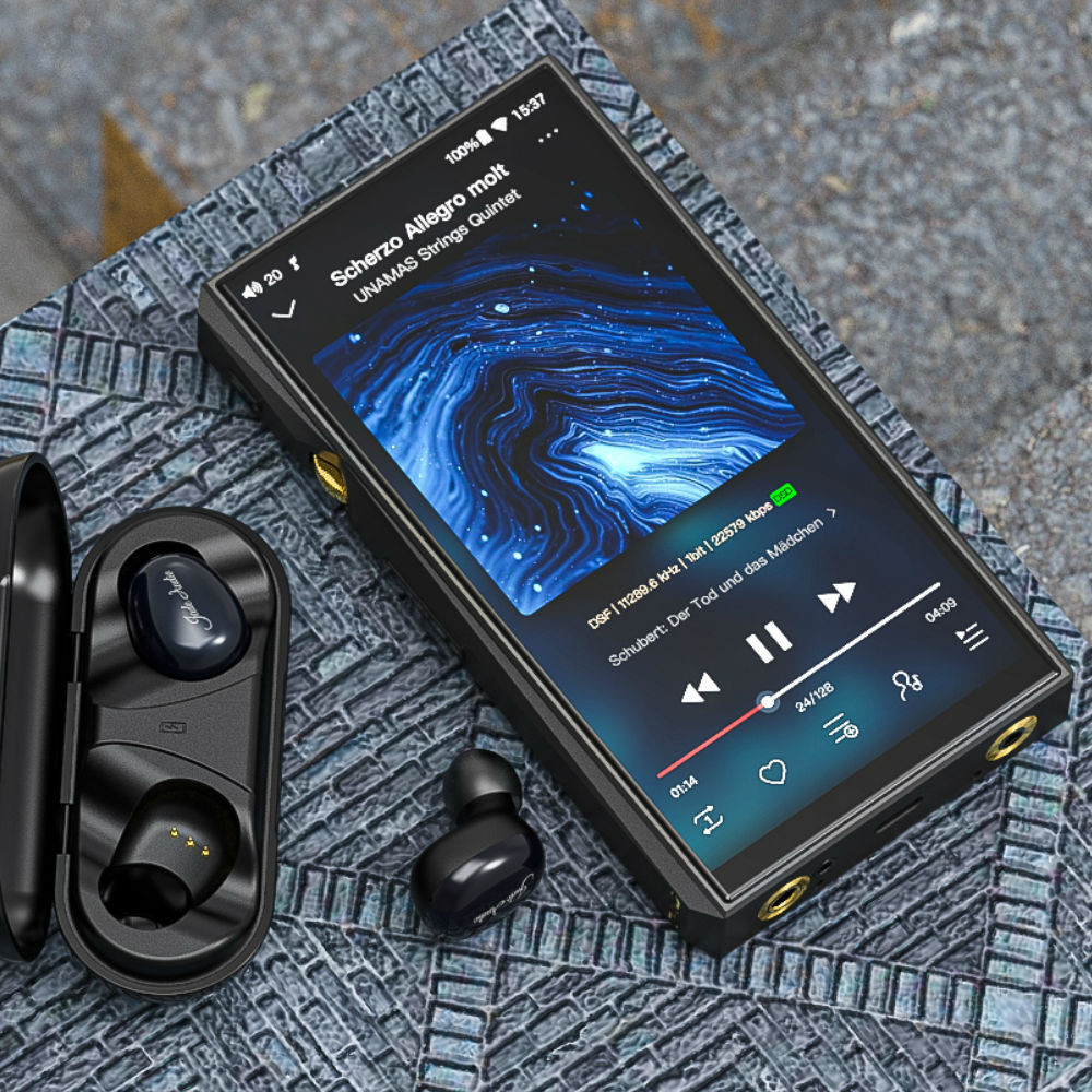 Fiio M11 Pro Android Based Lossless Portable Music Player (Black)