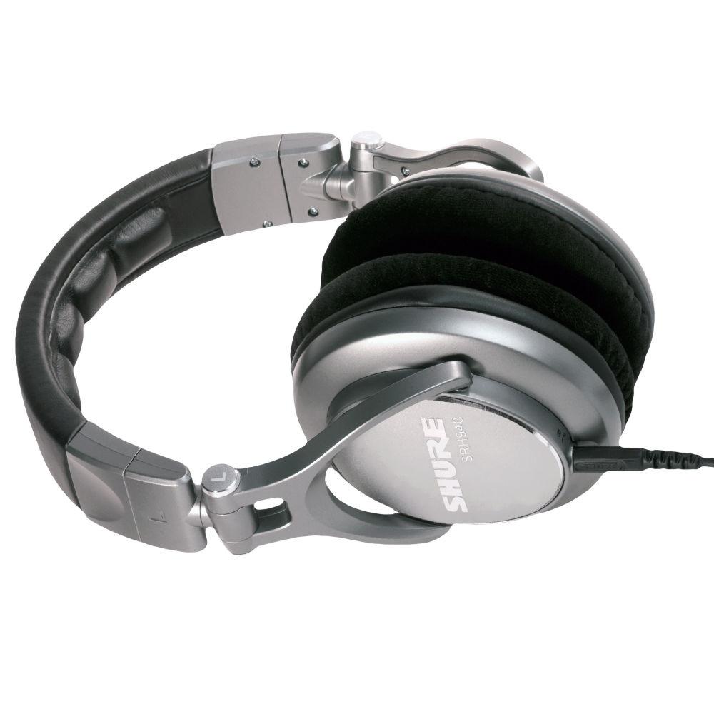 Shure SRH940 Premium Studio Headphones SRH940-A (Black)
