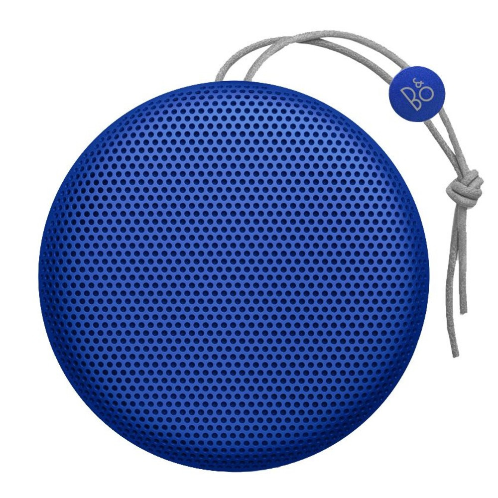 Bang & Olufsen Beoplay A1 Portable Bluetooth Speaker With Microphone (Late Night Blue)