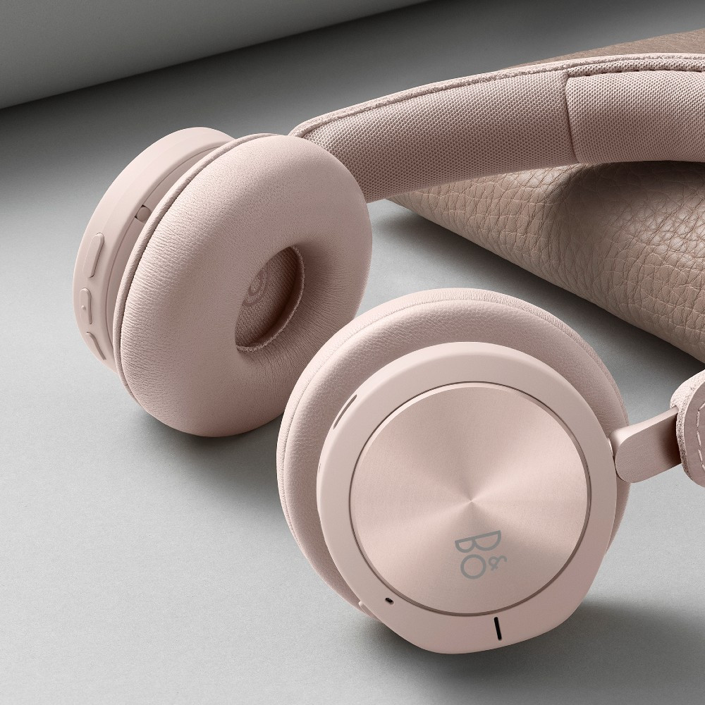 Bang & Olufsen BeoPlay H8i Wireless Noise Cancelling Headphones (Pink)