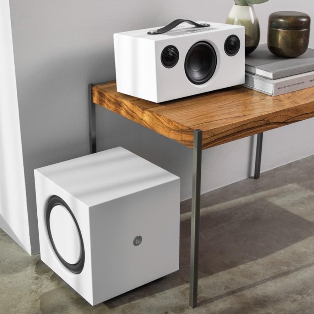 Audio Pro Addon C-Sub Wireless Multiroom Subwoofer (White)