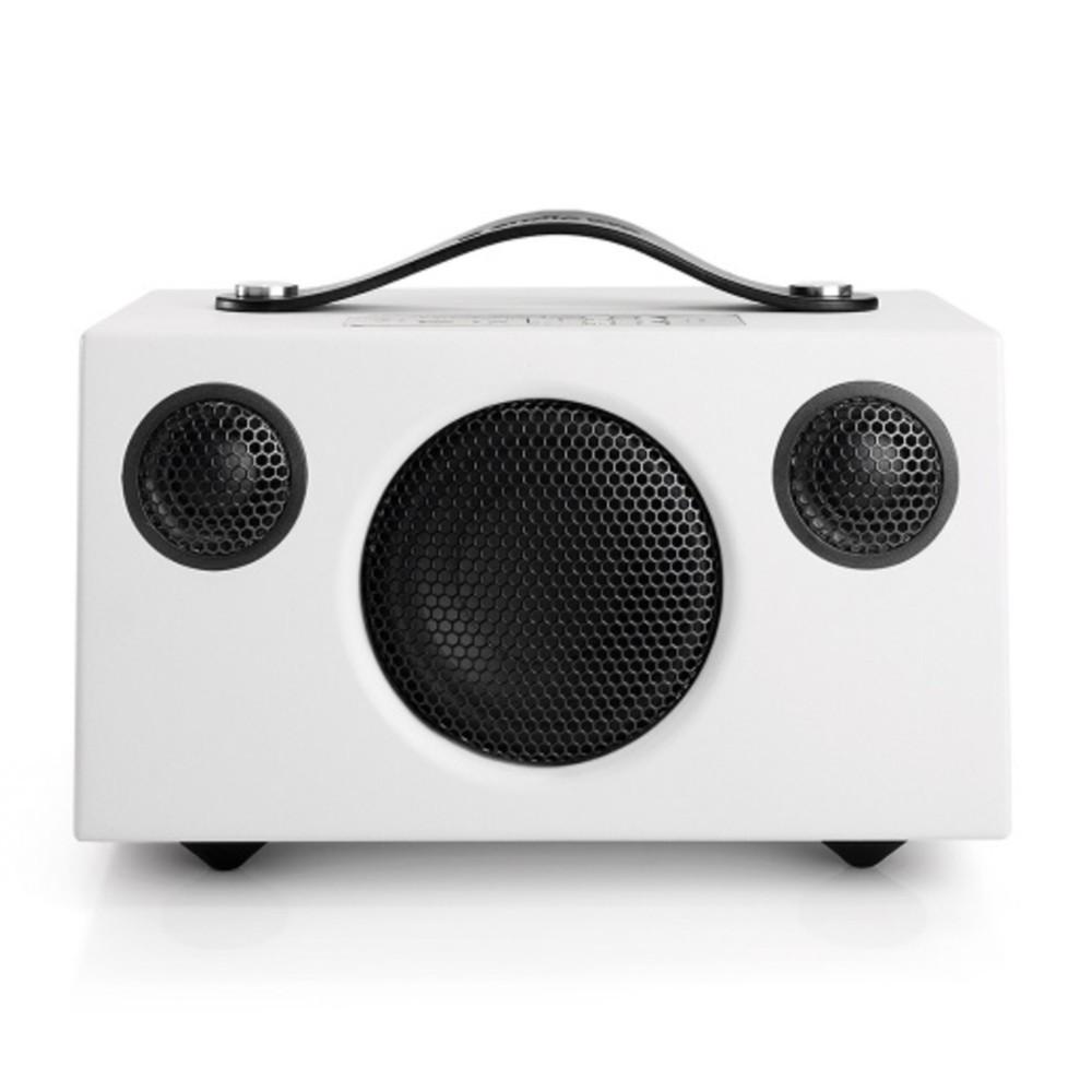 Audio Pro Addon C3 Rechargeable Wireless Bluetooth Multiroom Speaker (White)
