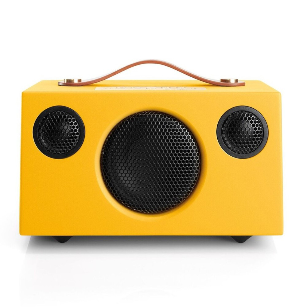 Audio Pro Addon C3 Rechargeable Wireless Bluetooth Multiroom Speaker (Sunflower)