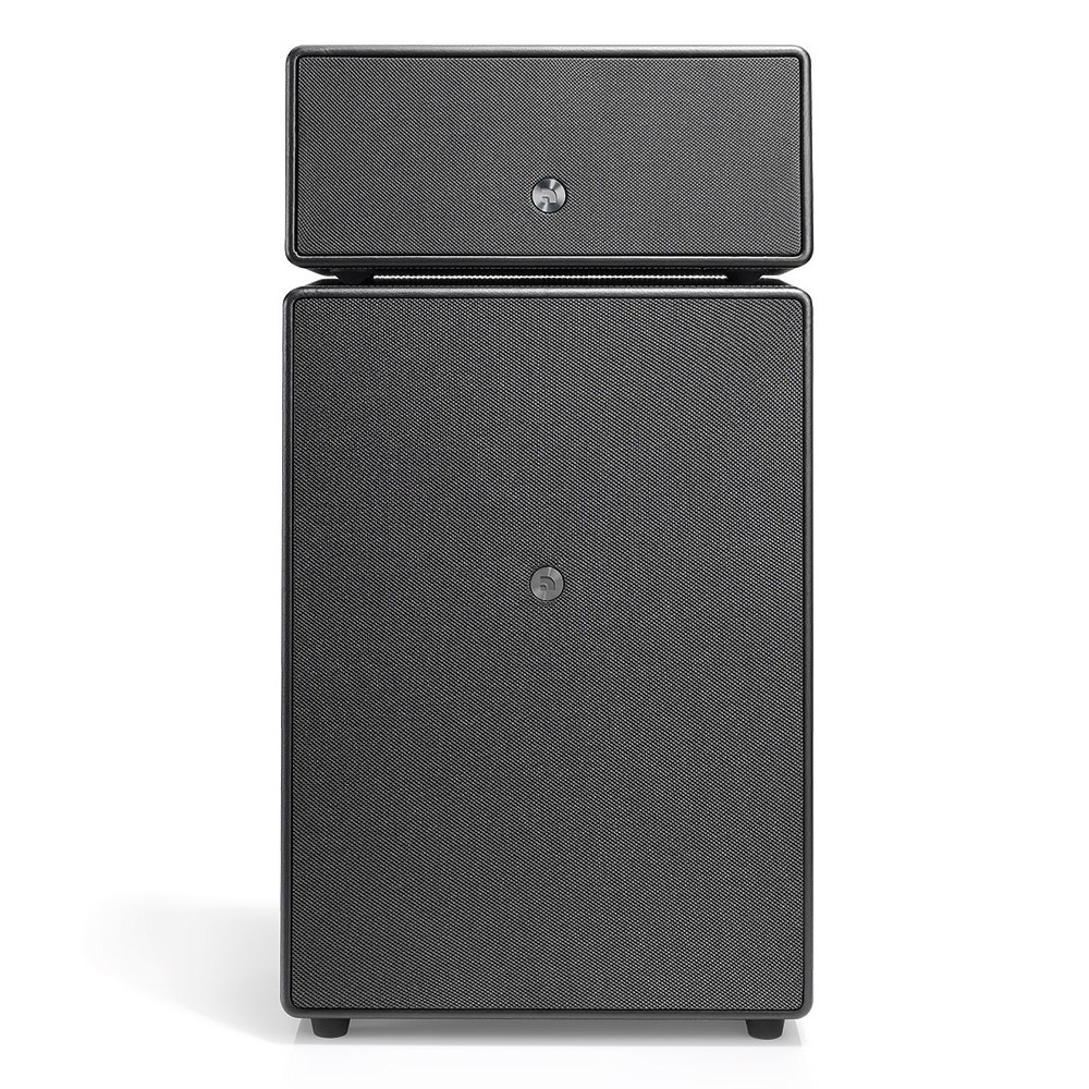 Audio Pro Drumfire Wireless Bluetooth Multiroom Speaker (Ash Black)