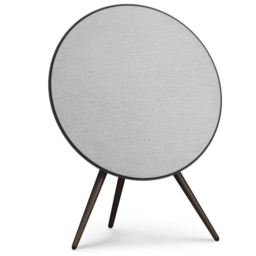 Bang & Olufsen Beoplay A9 4th Generation Wireless Speaker System With Voice Assistant (Anthracite / Dark Oak)