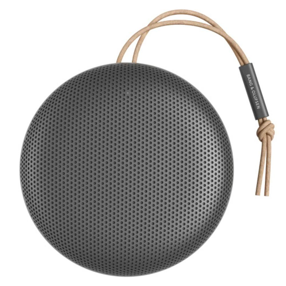 Bang & Olufsen Beosound A1 2nd Gen Wireless Speaker With Microphone (Black Anthracite)