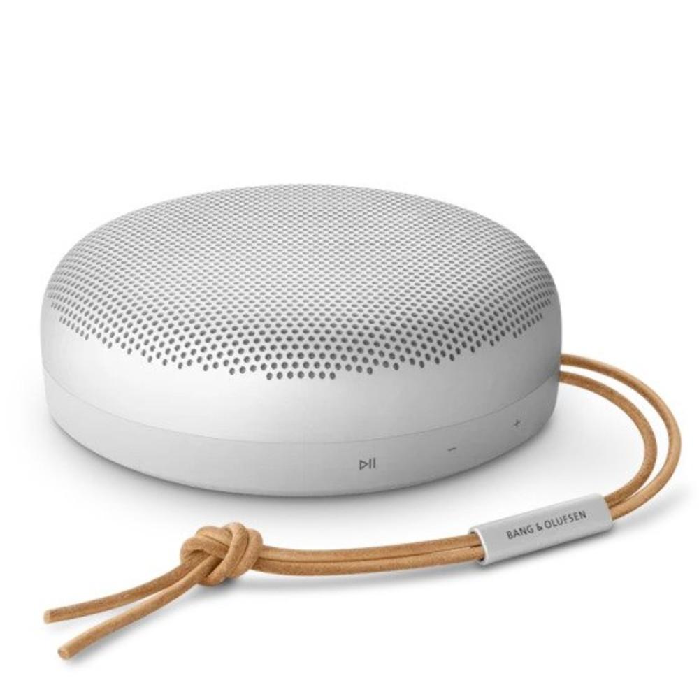 Bang & Olufsen Beosound A1 2nd Gen Wireless Speaker With Microphone (Grey Mist)