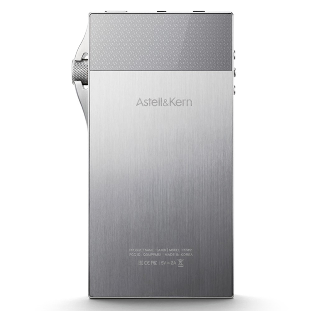 Astell & Kern SA700 High-Resolution Digital Audio Player (Stainless Steel)