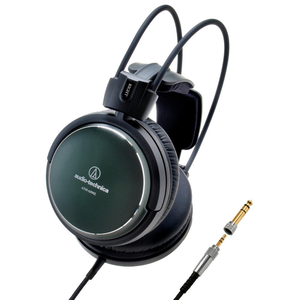 Audio-Technica ATH-A990Z Art Monitor Dynamic Headphones, Closed-Back