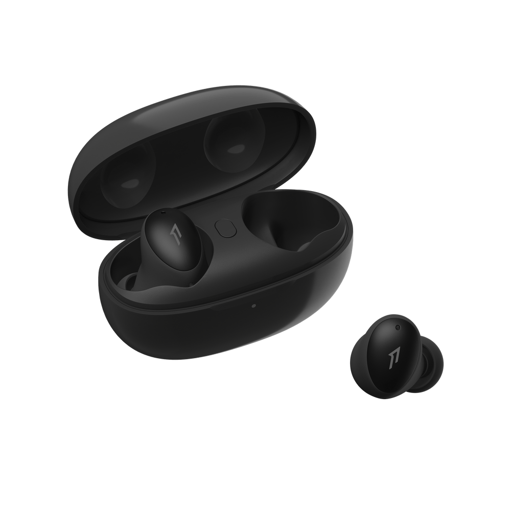 1MORE ColorBuds True Wireless In-Ear Headphones With Charging Case ESS6001T (Black)