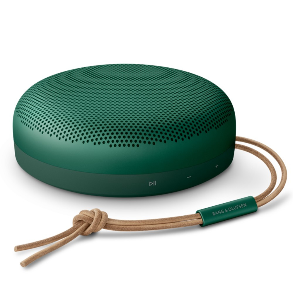 Bang & Olufsen Beosound A1 2nd Gen Wireless Speaker With Microphone (Green)