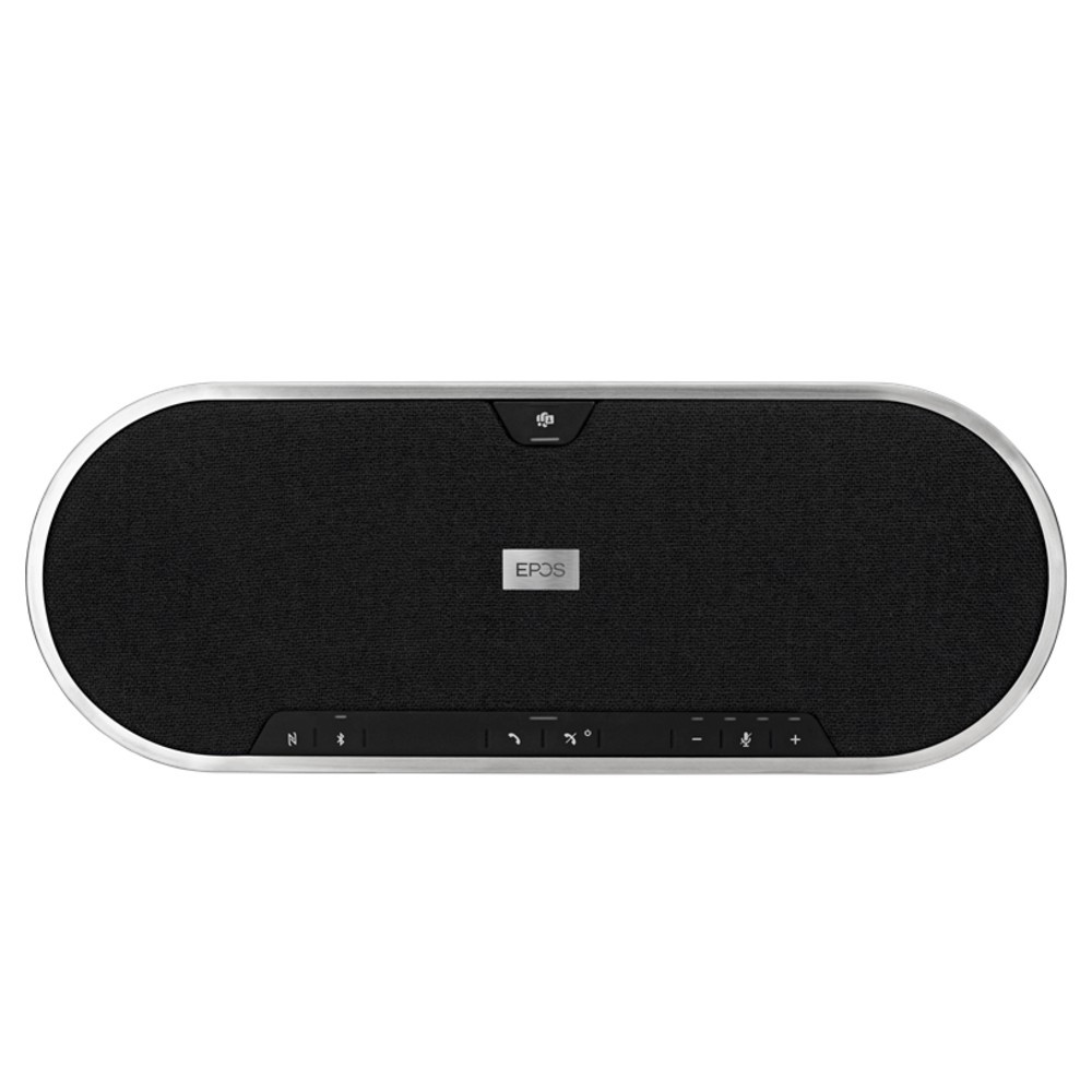EPOS Expand 80T Wireless Bluetooth Speakerphone, With BTD 800 USB Dongle, MS Teams, USB-A, USB-C