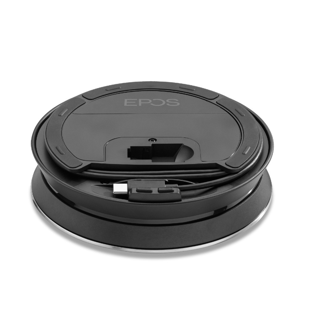 EPOS Expand 30 Wireless Bluetooth Speakerphone, USB-A, USB-C