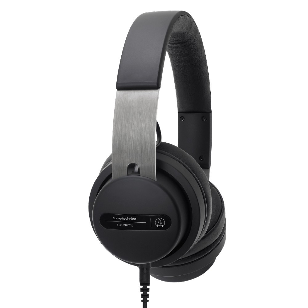 Audio-Technica ATH-PRO7X Professional On-Ear DJ Monitor Headphones, Closed-Back